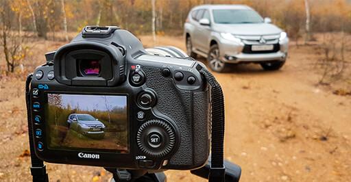 фотосъёмка авто